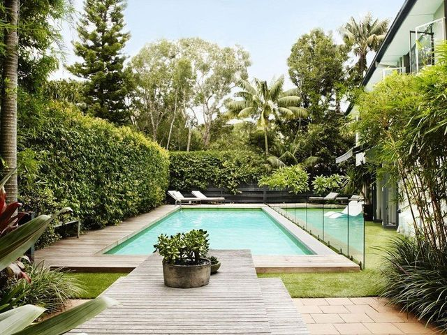 That's it. I'm moving in. No ifs. No buts. No excuses. This is as close to my perfect home as a stranger could design for me. Oh I love real estate stalking. This amazing home is in Woollahra, Sydney