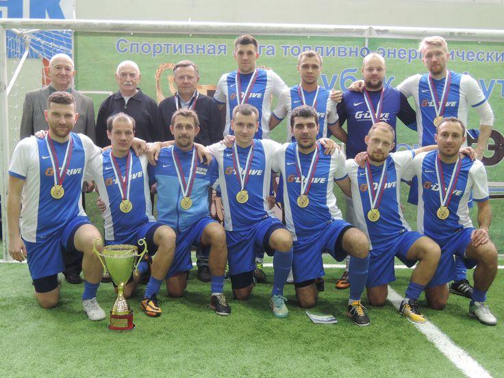 Турнир по футболу «Кубок Н.П. Симоняна» 5 ноября 2017г.