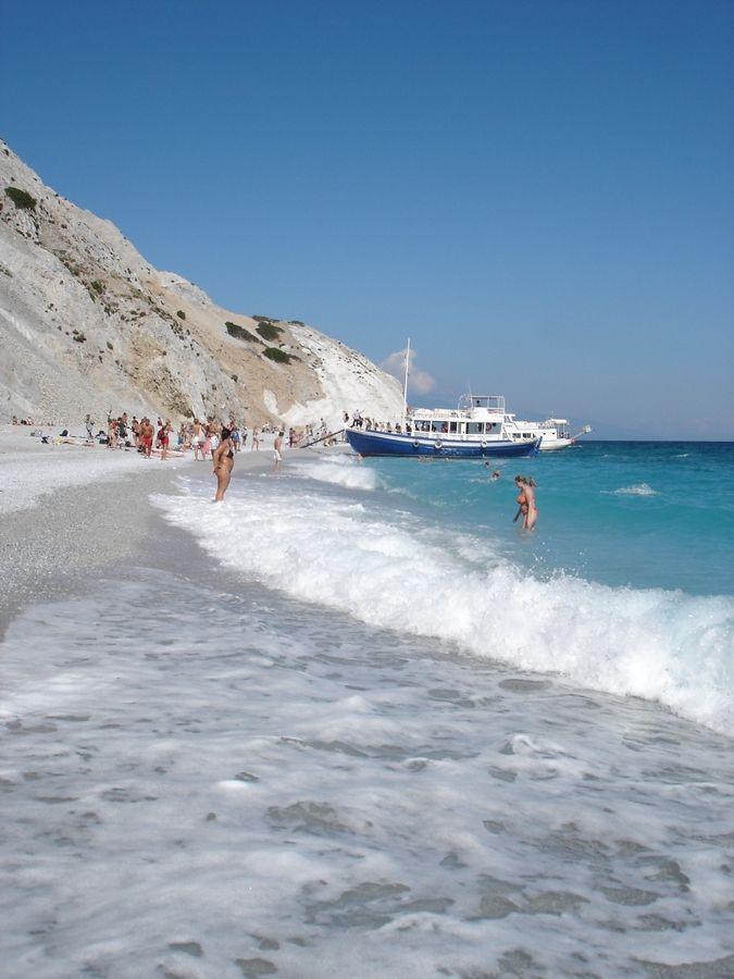 """500px / Photo """"Lalaria Beach, Skiathos island"""" by Katerina Lykotrafiti"""