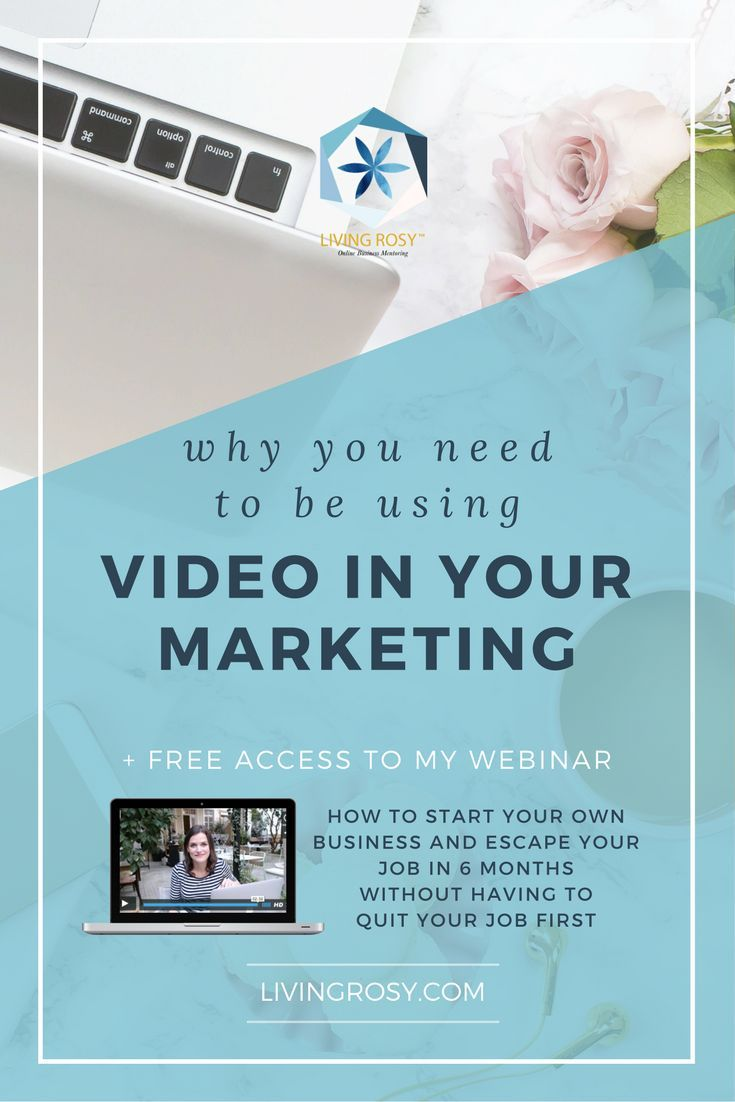 Click to read: WHY YOU NEED TO BE USING VIDEO IN YOUR MARKETING | online marketing | sales and marketing | start your freedom business online | free training webinar | How to Start Your Online Business and Escape Your Job in 6 Months WITHOUT Having to Quit Your Job First - Even if You Don't Have Time, Tech Skills or a Business Idea