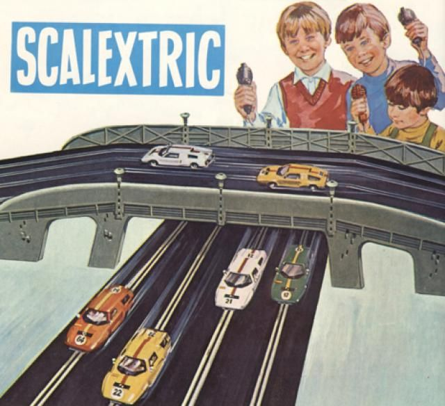 Awesome! Purchase your Scalextric set from Marquee models today.