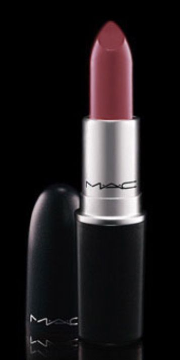 MAC lipstick in Captive. FAVORITE!