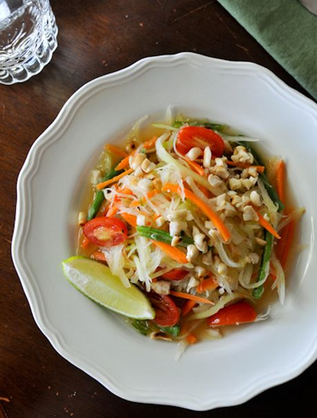 16 best thai salad recipes images on pinterest thai salads salad green papaya and carrot salad som tam carrot carrot salad recipesthai food forumfinder Choice Image