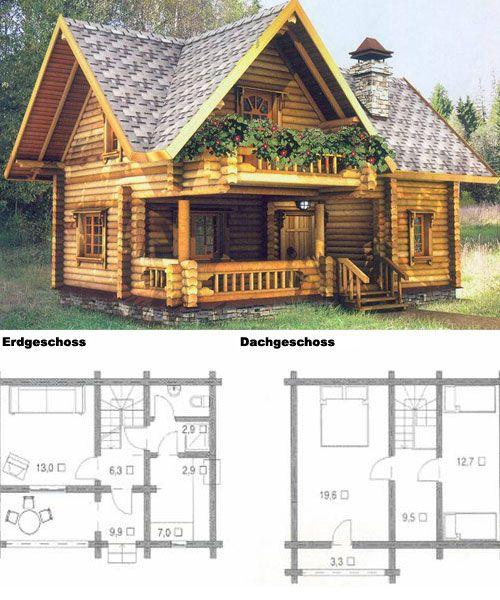 holzhaus 46 this is my house pinterest holzh uschen balkon und g rten. Black Bedroom Furniture Sets. Home Design Ideas