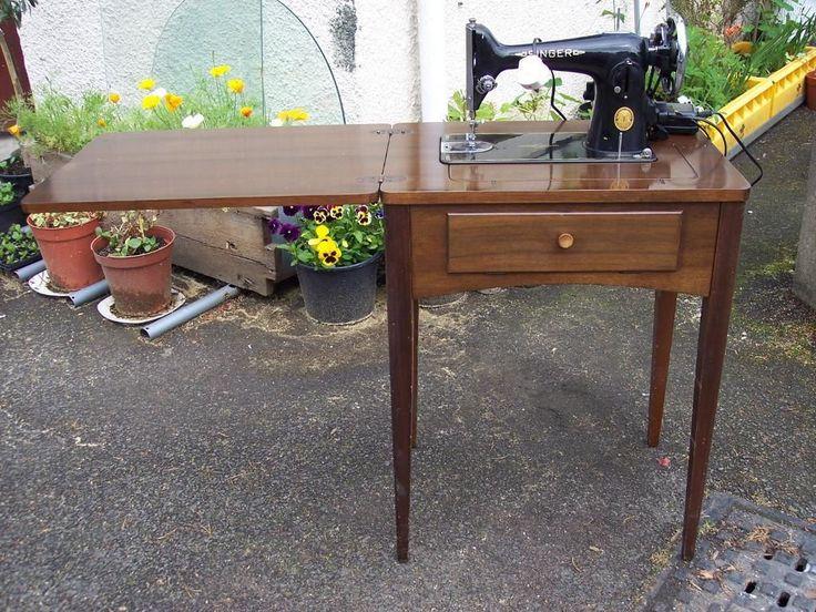 singer sewing machine 1950