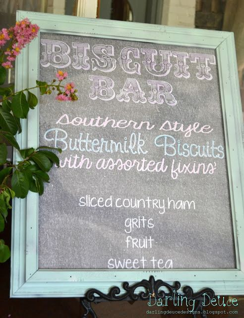 Darling Deuce : Sweet Southern Baby Shower