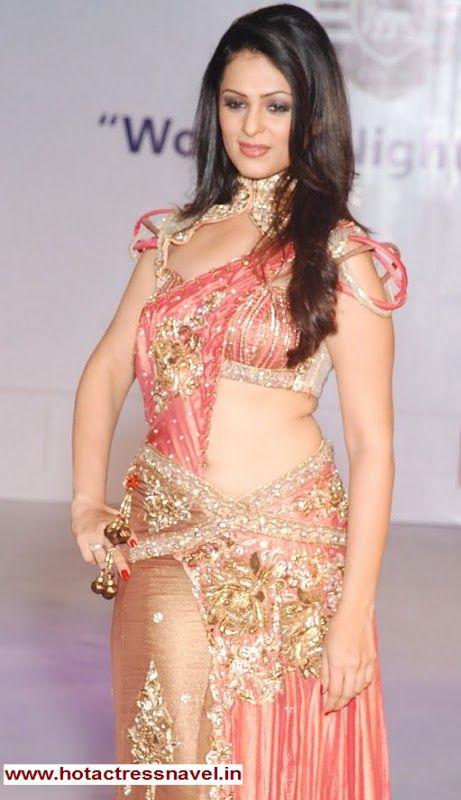 thigh sari saree hot sexy spicy navel anjana sukhani navel sari