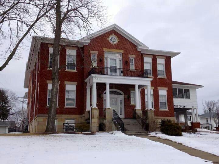 The former Swan Hospital | Cambridge, Ohio | Pinterest ...