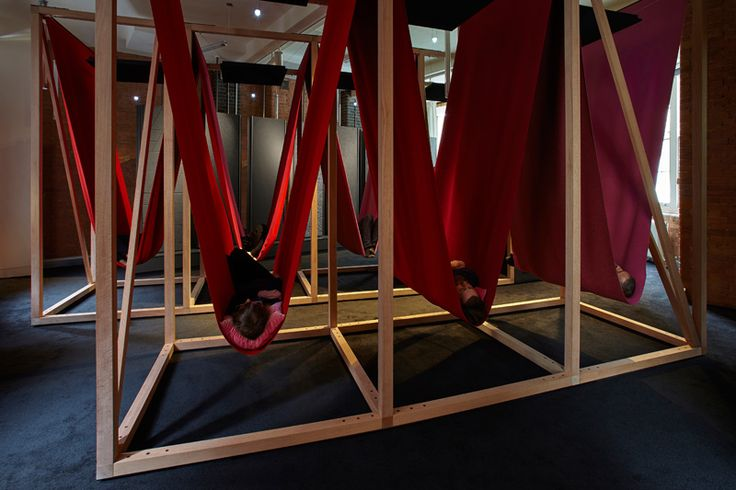 Hypnos: The Architecture Of Sleep Opens At Clerkenwell Design Week 2015