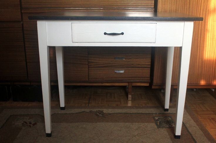 Renowacja starego stolika | Budowa marzeń