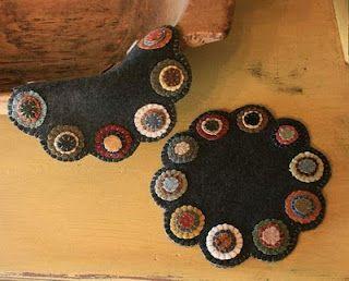 Penny rug tutorial