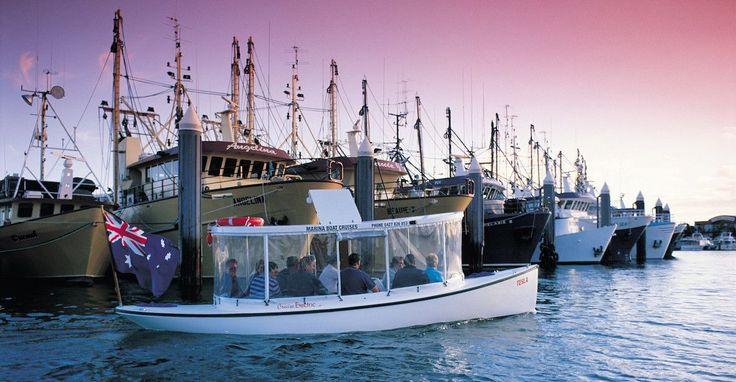 Port Lincoln..(marina cruise) South Australia