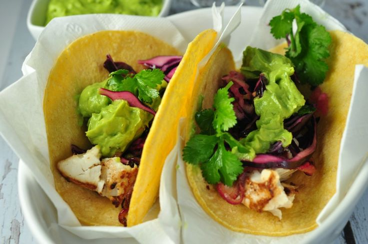 ... Halibut Tacos on Pinterest | Halibut, Fish Tacos and Halibut Recipes