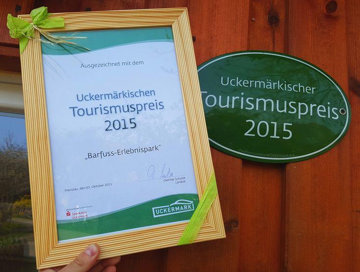 Barfuß-Erlebnispark  Gerswalde-Berkenlatten  Uckermark