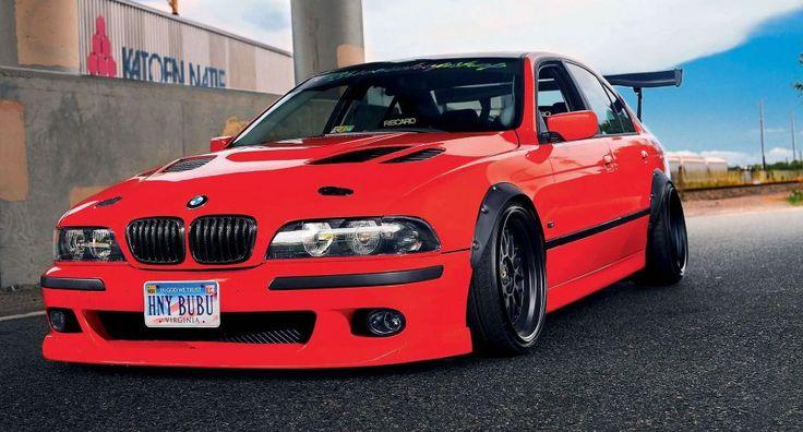 BMW E39-5 Series 540i - Tuning - BMW E39 5-Series 540i M62B44 - USA Virginia
