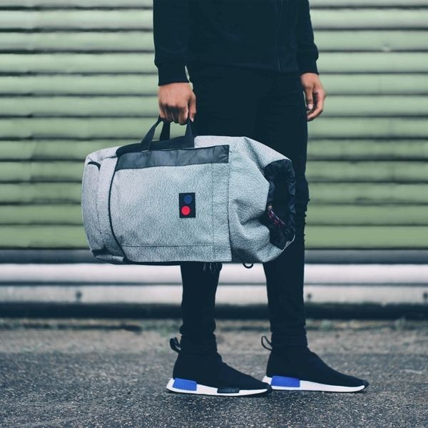 The @pinqponq Blok Backpack redefines what it means to be 3-in-1, functioning as a backpack, a duffle and a messenger bag. You choose! #pinqponq #sportique #sportiquesf #discovercuration