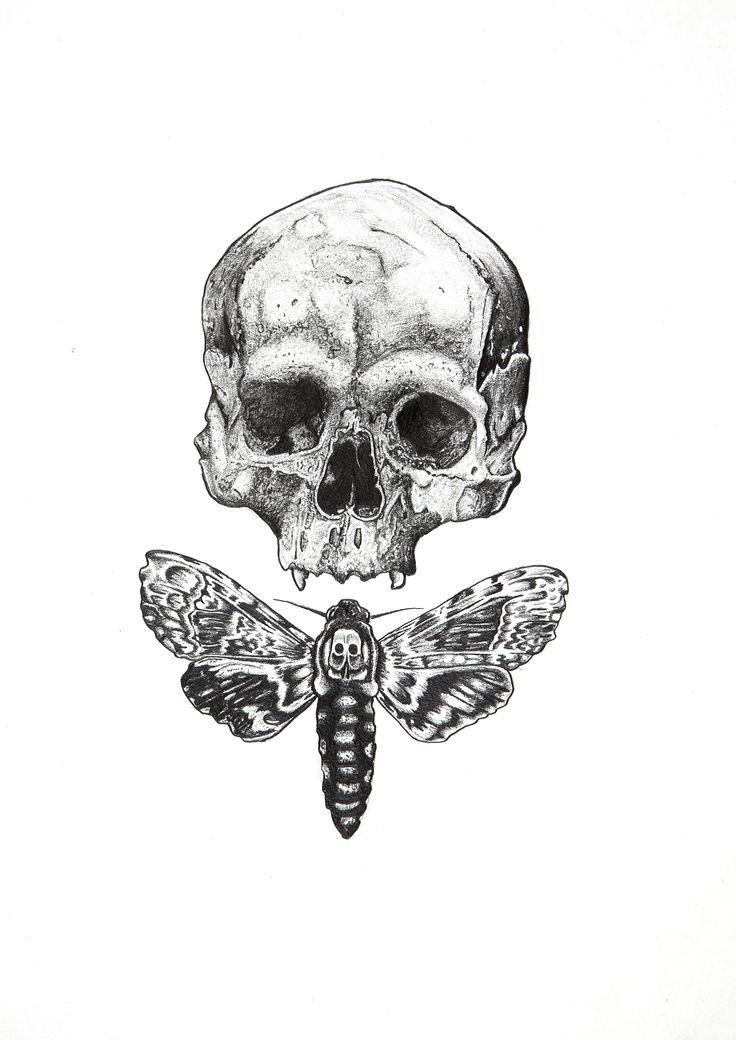 Skull and Death Head