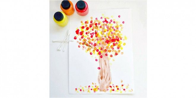 Fall Crafts for School Age Children