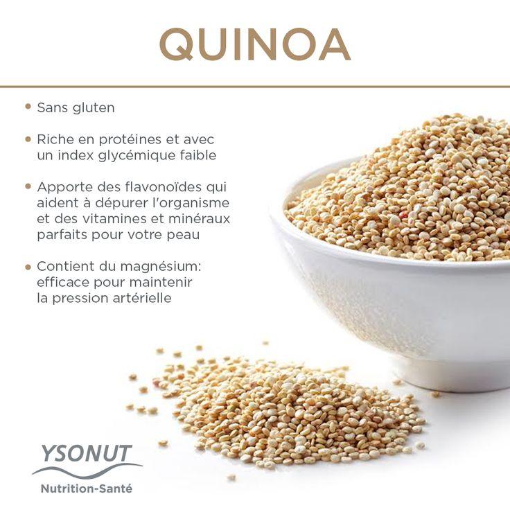 La #quinoa un super aliment