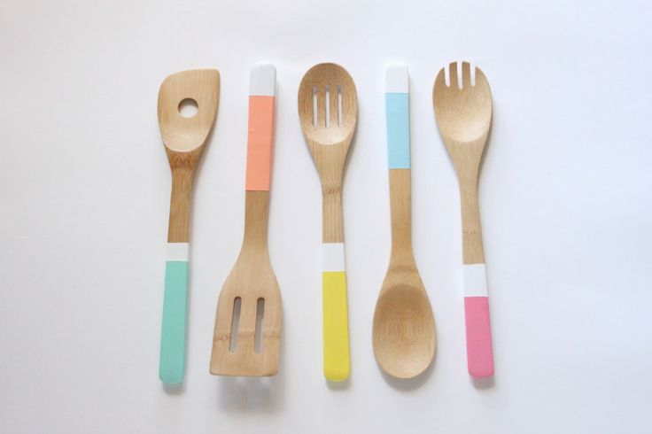 17 best images about diy crafts on pinterest pantone - Cheap wooden spoons for craft ...