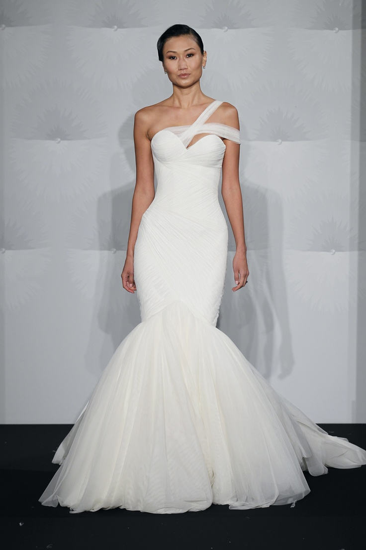 Stunning Not a fan of this style of dress but I love the bodice and shoulder