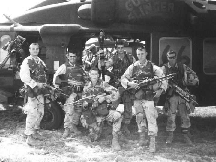 Somalia Super Six Six. Task Force Ranger: The Battle of Mogadishu, Oct. 3, 1993