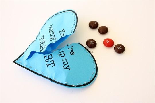 праздник,День Всех Влюбленных,День Святого Валентина,Валентинки своими руками,как сделать подарок любимому,как сделать подарок любимой девушке