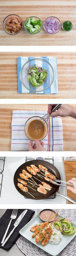 DIY recipe, quick and delicious!