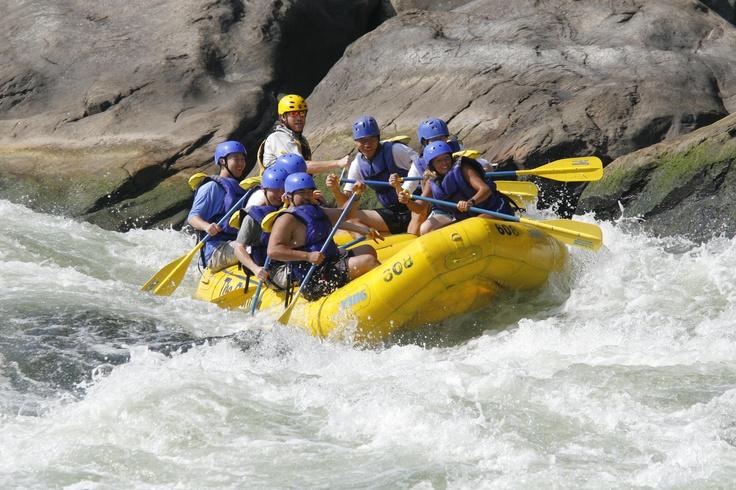 West Virginia White Water Rafting 18