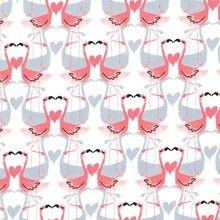 Michael MIller - Flamingo Love Fabric