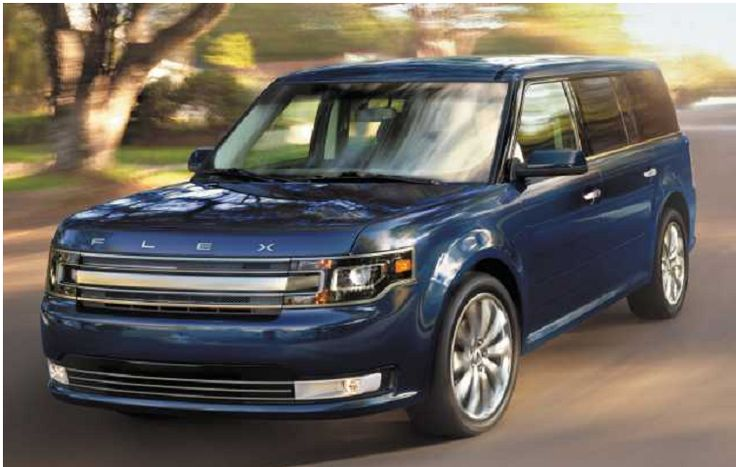 2018 Ford Flex Redesign And Release Date