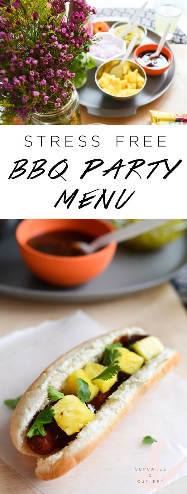 Attractive Gourmet Menu Ideas For Dinner Party Part - 10: BBQ Party Ideas