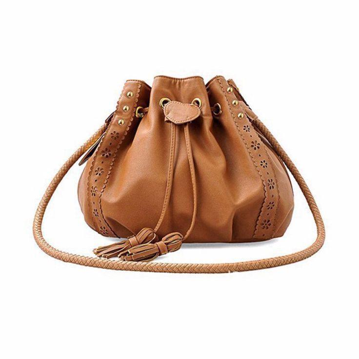 Tote Purse Leather Hobo Handbag