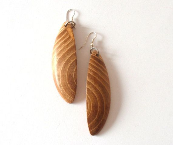 army style hair cut 25 unique wooden earrings ideas on diy 7133
