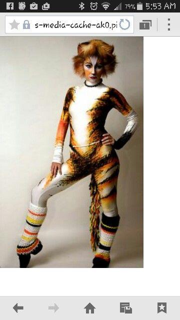 Etcetera Cats Costume