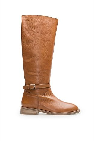 Maude Flat Boot