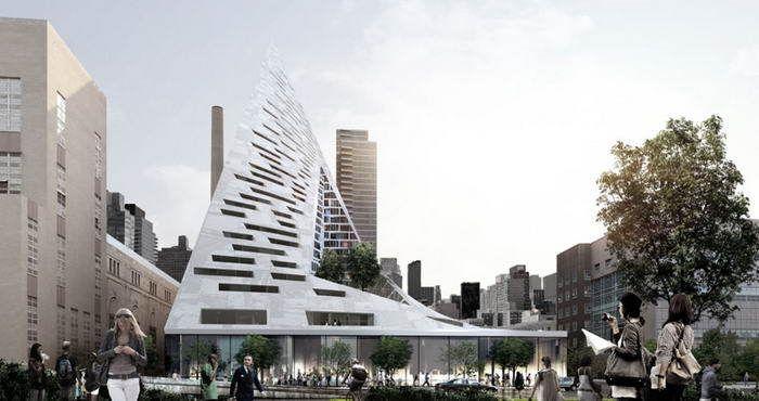 Футуристическая архитектура (10 фото)