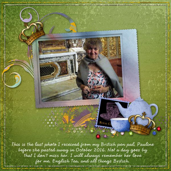 Layout by Tbear using Royal Fun by Elizabeth's Market Cross and Group of Five Template by Elizabeth's Market Cross https://scrapbird.com/designers-c-73/elizabeths-market-cross-c-73_513/group-of-five-template-p-18714.html