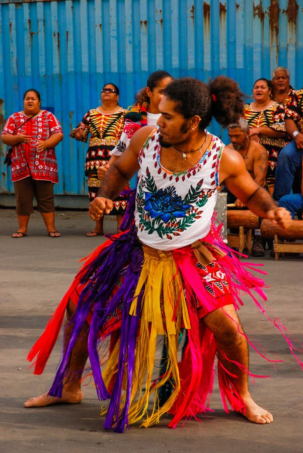 Dancer - Port Vila, Vanuatu, South Pacific