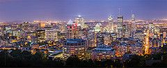 Exif | Montreal skyline at late twilight | Flickr - Photo Sharing!