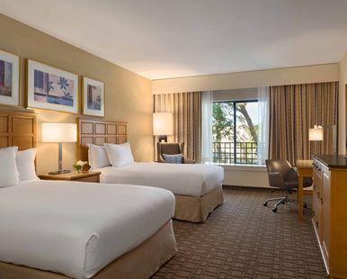 Hilton Scottsdale Resort & Villas, AZ Hotel - Double Bed  | AZ 85250