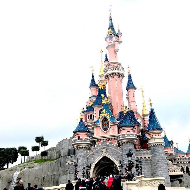 DISNEYLAND PARIJS; EEN MAGISCH WEEKEND