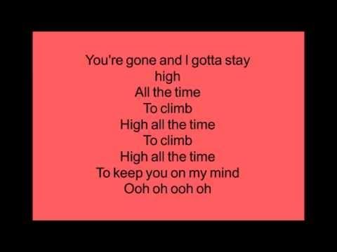 Tove Lo feat. Hippie Sabotage - Stay High [Habits Remix] lyrics