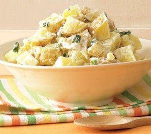 aardappelsalade-bieslook