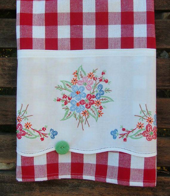 Tea Towels Pillow Talk: Best 25+ Vintage Pillow Cases Ideas On Pinterest