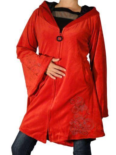 Veste Ananta By Swamee. Des vêtements ethniques chics pour un look différent … Rendez-vous sur notre site www.echoppe-du-monde.com pour découvrir notre e-boutique exotique.