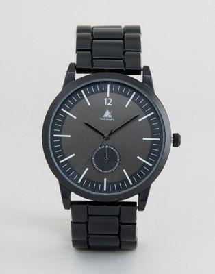 Черные часы ASOS