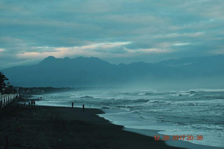 Sabang Beach, Baler Quezon