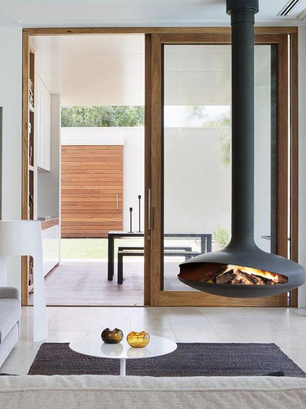 rob millswellington streetmelbourne architects u003eu003e I LOVE these fireplaces 14