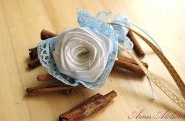 AMU-003 – Mărturie trandafir cu scorțișoară #marturii #nunta #botez #scortisoara